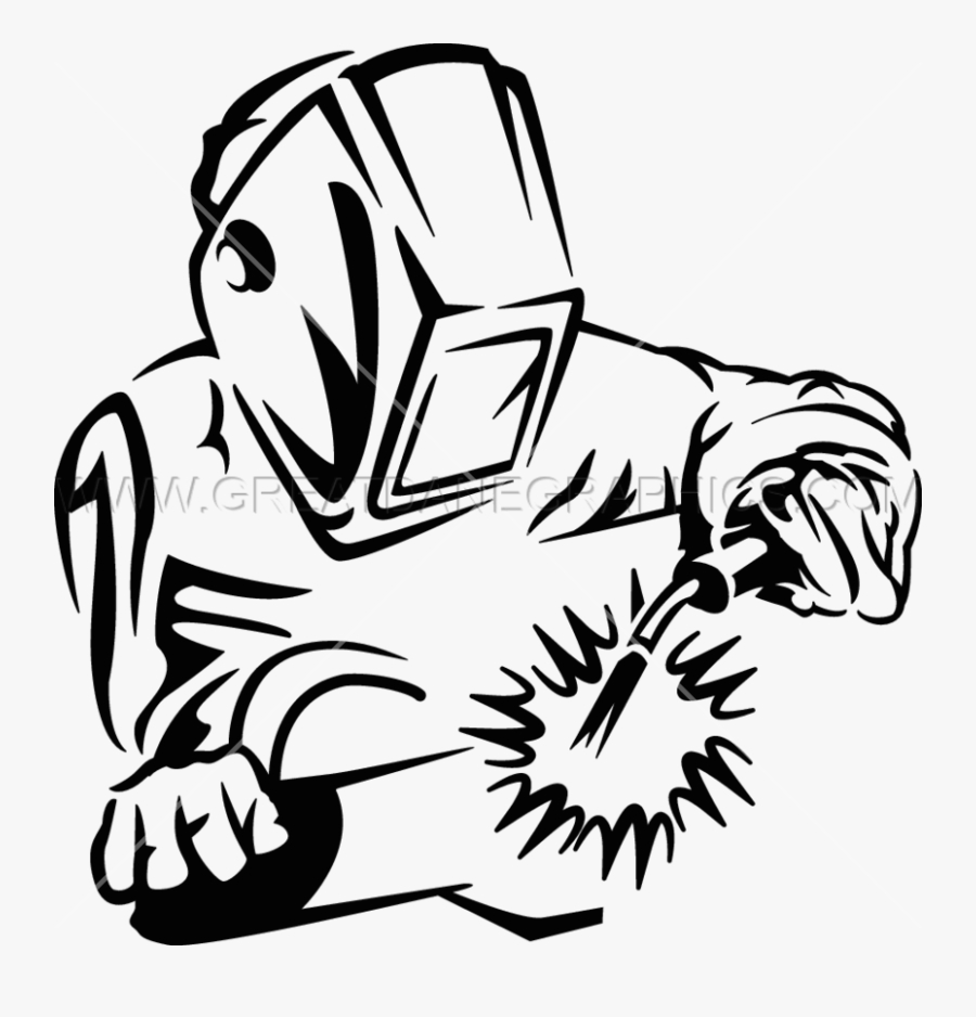welding clipart weld black and white welder free