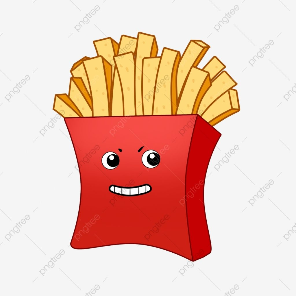a french fries french clipart fries clipart png