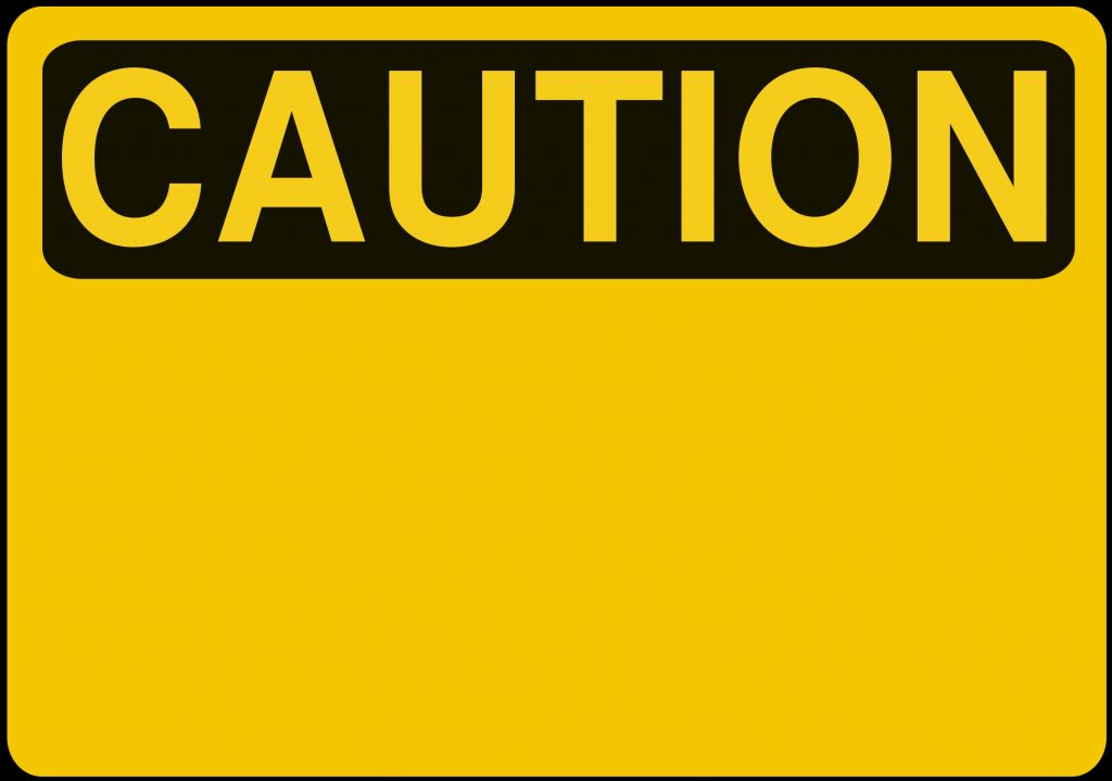 blank caution sign png clipart full size clipart 42449