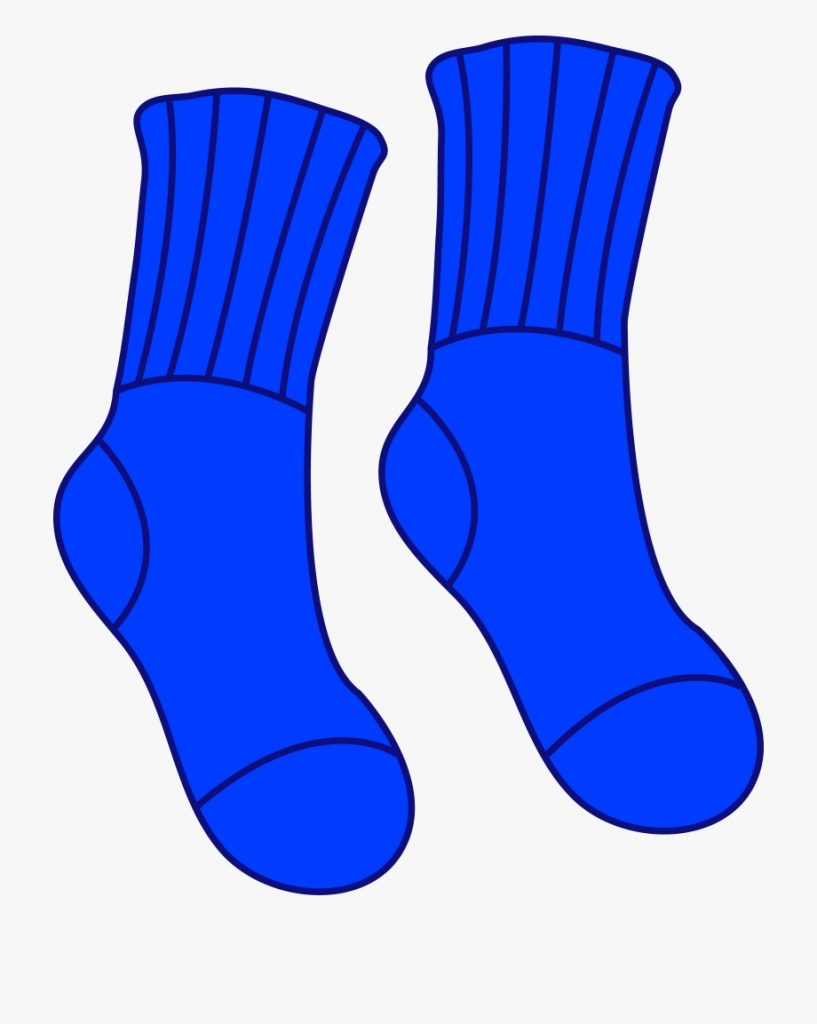 clipart of clothing winter and clothes sock transparent