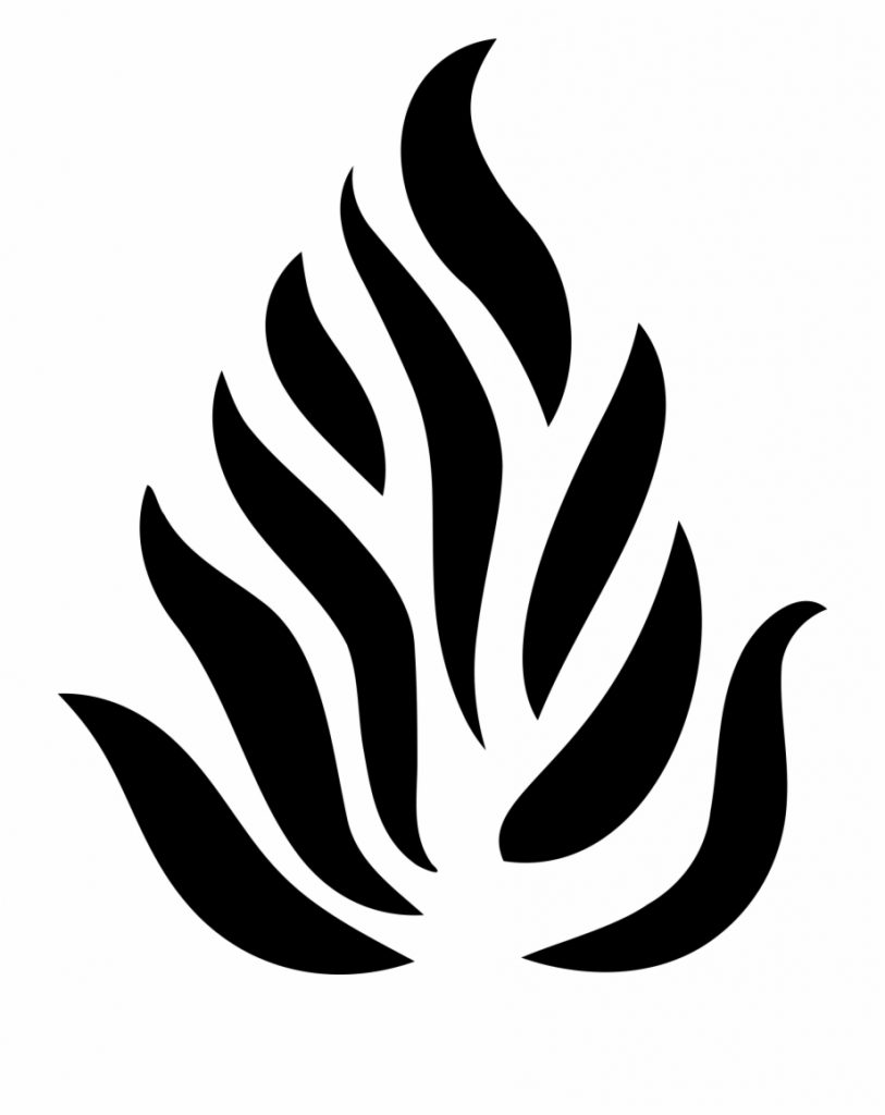 computer icons black white flame fire combustion black