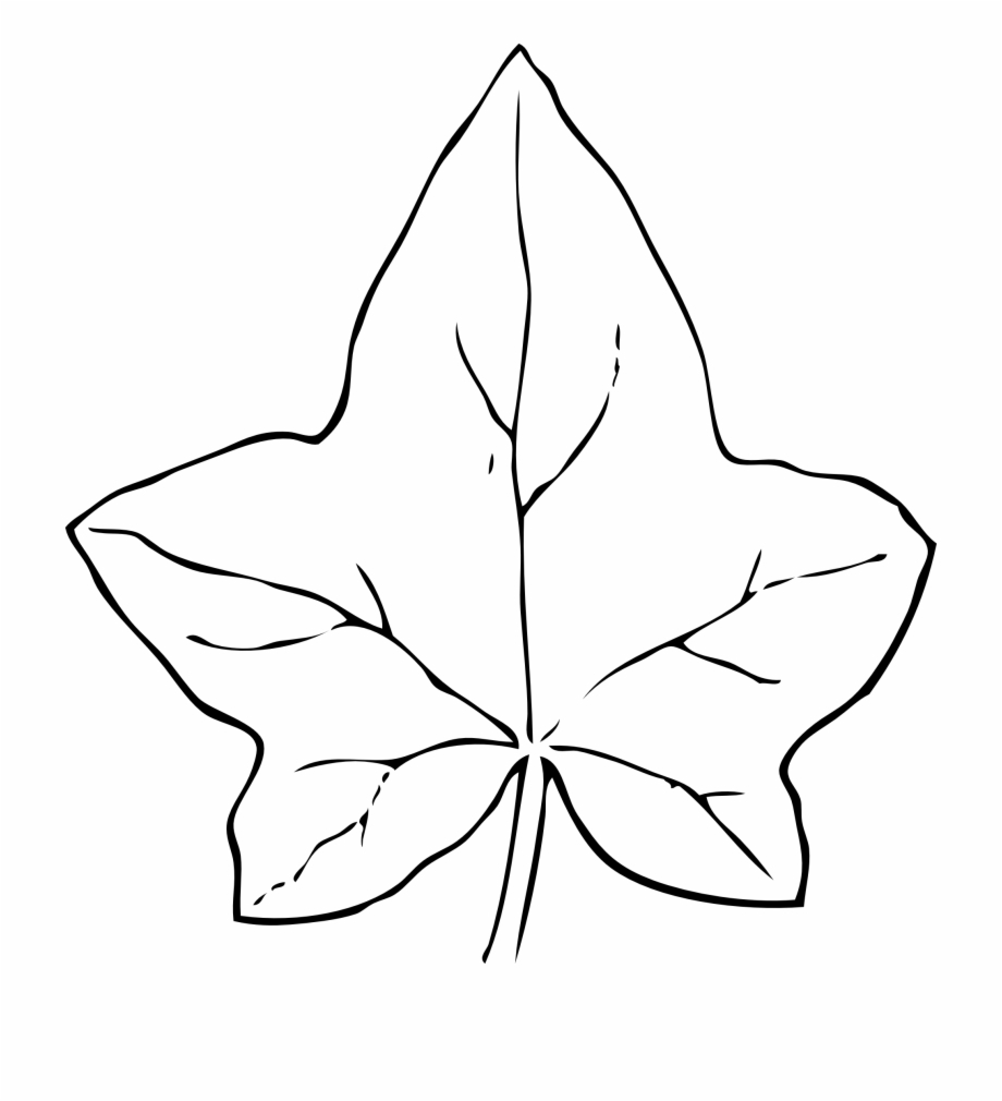 leaves black and white fall leaves clipa 1175515 png