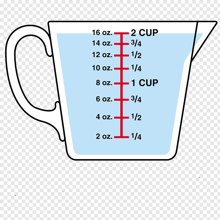 measuring cup measurement cup png pngwave