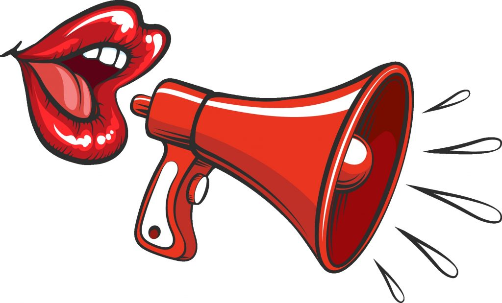 mouth megaphone clipart full size clipart 4208324