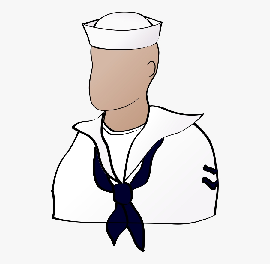 navy clipart soldiers draw a navy sailor free