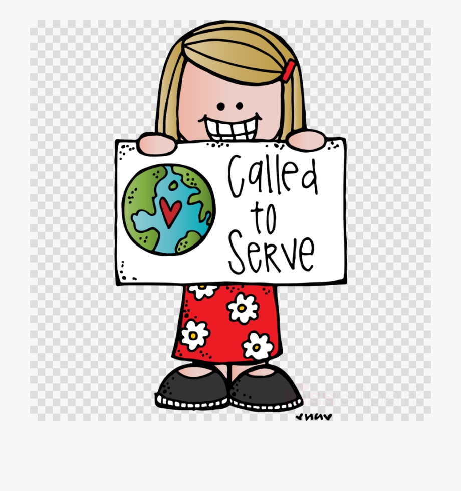 serving others called to serve clipart transparent