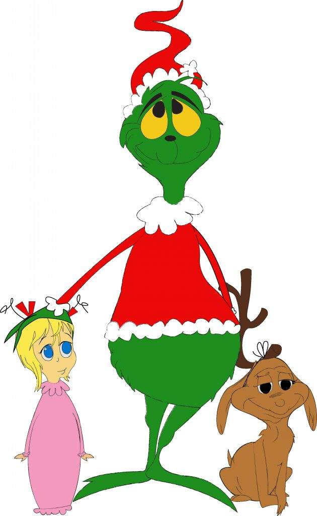 the grinch 3 copyright graphics clipart full size
