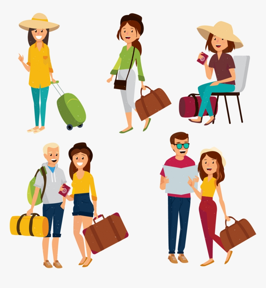 transparent travel and tourism clipart hd