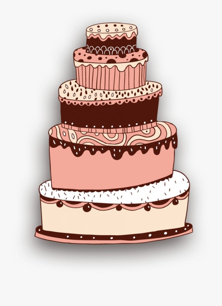 transparent wedding cakes clipart cartoon wedding cake png